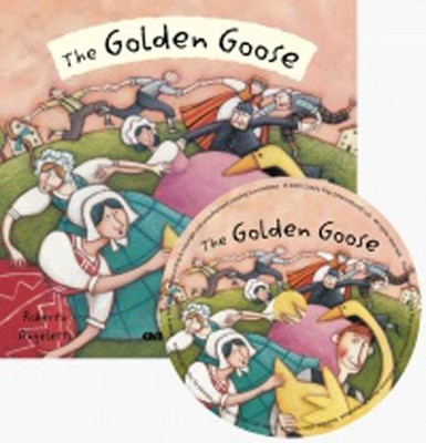 Golden Goose, CD Included  -