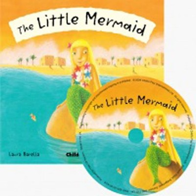 Little Mermaid, CD Included  -