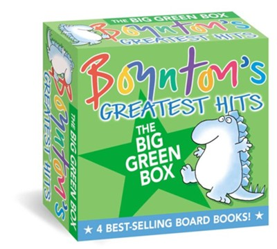 Boynton's Greatest Hits The Big Green Box - By: Sandra Boynton