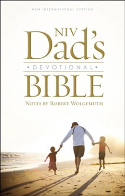 NIV Dad's Devotional Bible  -
