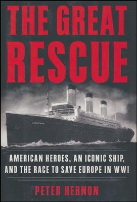 The Great Rescue  -     By: Peter Hernon
