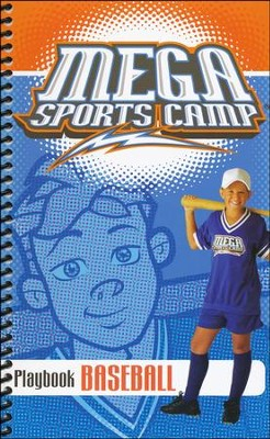 MEGA Sports Camp Baseball Playbook   -