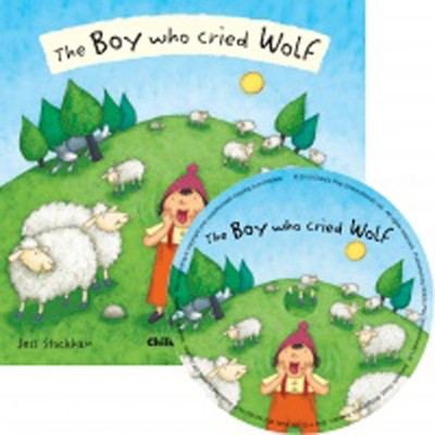 Boy Who Cried Wolf, CD Included  -
