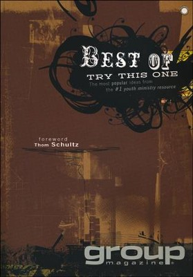 Best of Try This One From Group Magazine  -     By: Group Publishing