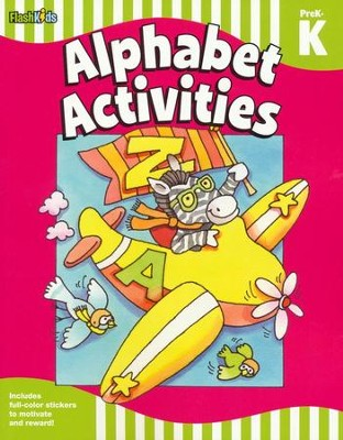 Alphabet Activities: Grade PreK-K  -