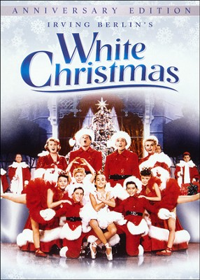 White Christmas Anniversary Edition, 2-DVDs   -