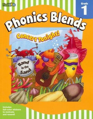 Phonics Blends: Grade 1  -