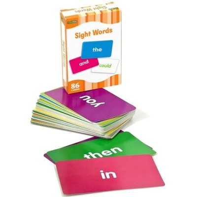 Sight Words, Flash Cards  -