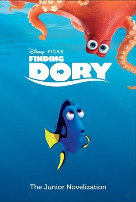 Finding Dory, the novel  -     By: Editors