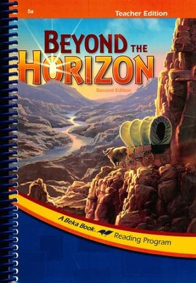 Abeka Beyond the Horizon Teacher Edition   -