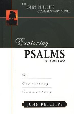 Exploring Psalms Vol 2  -     By: John Phillips