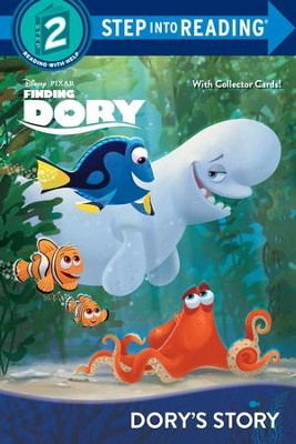 Finding Dory - Deluxe Step Into Reading #2  -     By: Editors