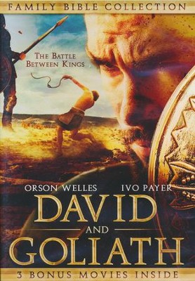 David & Goliath with 3 Bonus Movies Inside   -