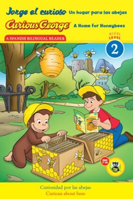 Jorge el curioso Un hogar para las abejas, Curious George A Home for Honeybees (CGTV Early Reader)  -     By: H.A. Rey