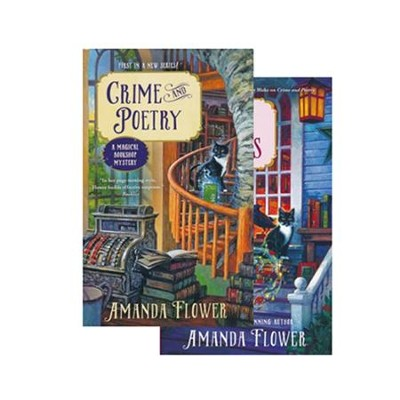 Magical Bookshop Mystery Series, Volumes 1 & 2  -