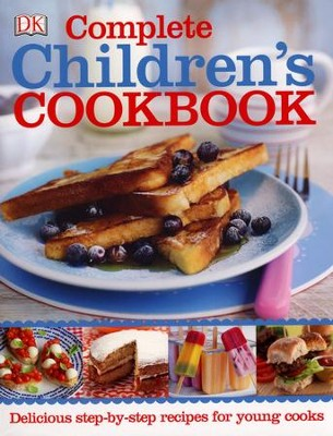 Complete Children's Cookbook  -