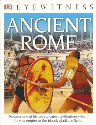 DK Eyewitness Books: Ancient Rome  -     By: Simon James