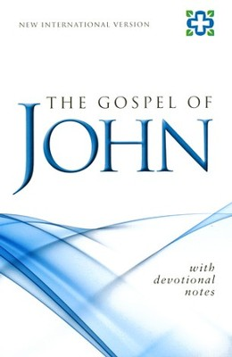 NIV Gospel of John, 10 pack  -