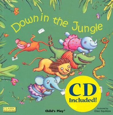 Down in the Jungle with CD  -