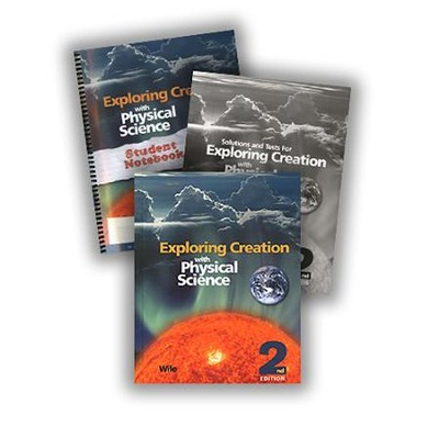 Exploring Creation with Physical Science Advantage Set (2nd Edition)  -