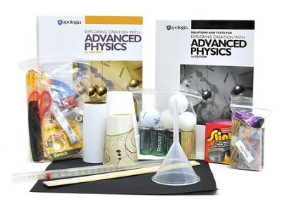Advanced Physics Curriculum & Lab Mega Set   -