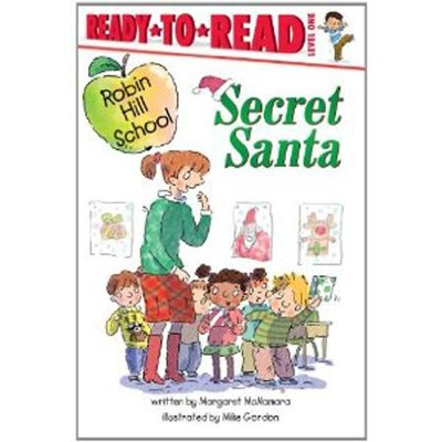 Secret Santa, Softcover   -     By: Margaret McNamara     Illustrated By: Mike Gordon