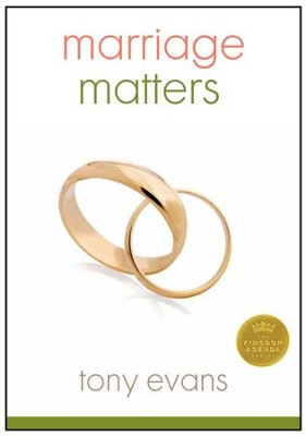 Marriage Matters / New edition - eBook  -     By: Tony Evans