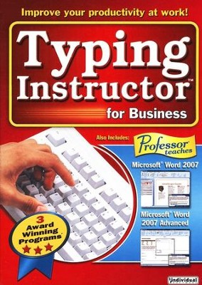 Typing Instructor for Business 2.0 on CD-Rom   -