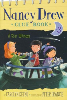 #3: Star Witness  -     By: Carolyn Keene     Illustrated By: Peter Francis