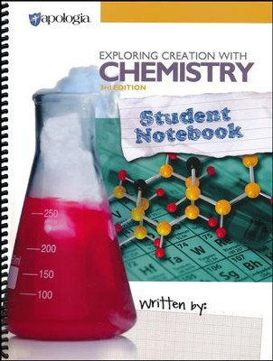 Exploring Creation with Chemistry Student Notebook   -     By: Vicki Dincher