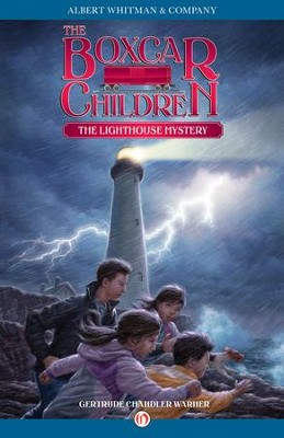 The Lighthouse Mystery - eBook  -     By: Gertrude Chandler Warner     Illustrated By: David Cunningham