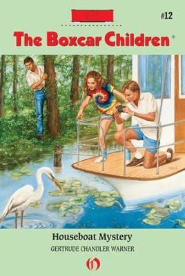Houseboat Mystery - eBook  -     By: Gertrude Chandler Warner     Illustrated By: David Cunningham