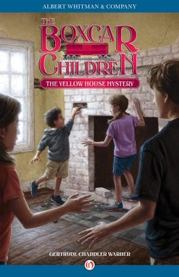 The Yellow House Mystery - eBook  -     By: Gertrude Chandler Warner     Illustrated By: Mary Gehr