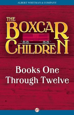 The Boxcar Children Mysteries Box Set: Books One Through Twelve - eBook  -     By: Gertrude Chandler Warner