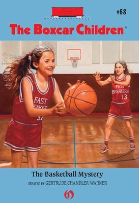 The Basketball Mystery - eBook  -     By: Gertrude Chandler Warner     Illustrated By: Charles Tang