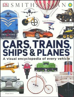 Cars, Trains, Ships, and Planes  -