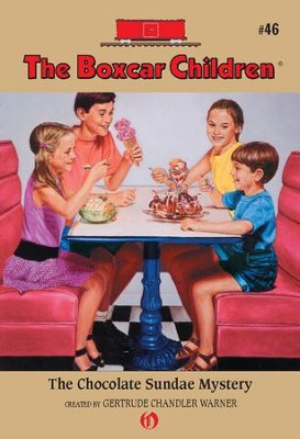 The Chocolate Sundae Mystery - eBook  -     By: Gertrude Chandler Warner     Illustrated By: Charles Tang