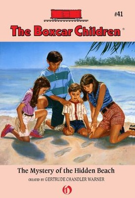 The Mystery of the Hidden Beach - eBook  -     By: Gertrude Chandler Warner     Illustrated By: Charles Tang