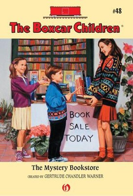 The Mystery Bookstore - eBook  -     By: Gertrude Chandler Warner     Illustrated By: Charles Tang