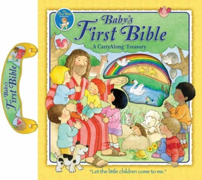 Baby's First Bible: Carry Along  -     By: Colin Maclean, Moira Maclean