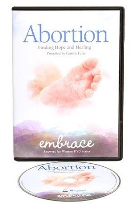 Abortion: Finding Hope and Healing DVD   -     By: Camille Cates