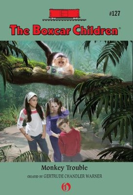Monkey Trouble - eBook  -     By: Gertrude Chandler Warner     Illustrated By: Charles Tang