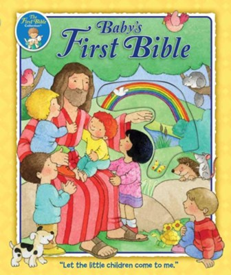 Baby's First Bible  -     By: Colin Maclean, Moira Maclean