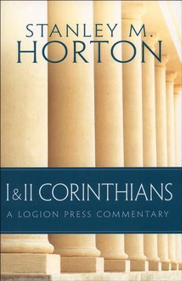 1 & 2 Corinthians: A Logion Press Commentary   -     By: Stanley Horton