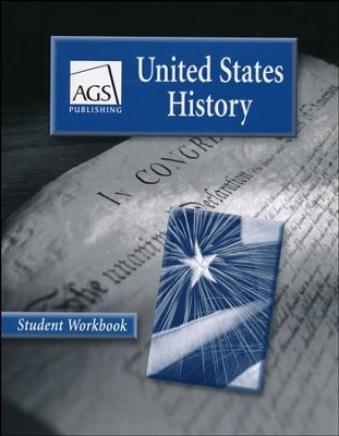 AGS United States History Student Workbook   -