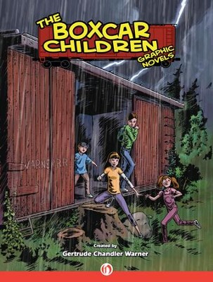 The Boxcar Children - eBook  -     By: Gertrude Chandler Warner     Illustrated By: Mike Dubisch, Shannon Eric Denton