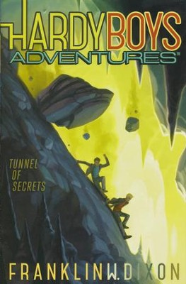#10: Tunnel of Secrets  -     By: Franklin Dixon     Illustrated By: Kevin Keele