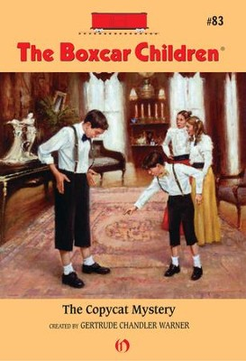 The Copycat Mystery - eBook  -     By: Gertrude Chandler Warner     Illustrated By: Hodges Soileau