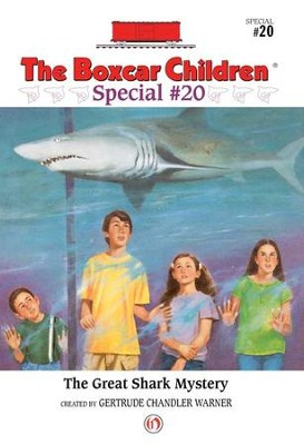 The Great Shark Mystery - eBook  -     By: Gertrude Chandler Warner     Illustrated By: Hodges Soileau