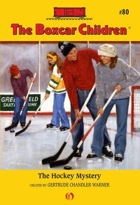 The Hockey Mystery - eBook  -     By: Gertrude Chandler Warner     Illustrated By: Hodges Soileau